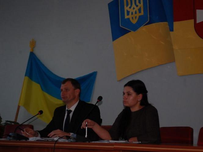 Андрій Музика та Інна Гайворонска