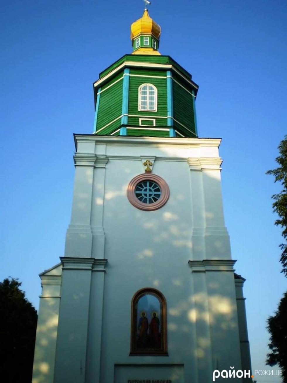 Церква Петропавлівська (1629 р.) села Іванівка