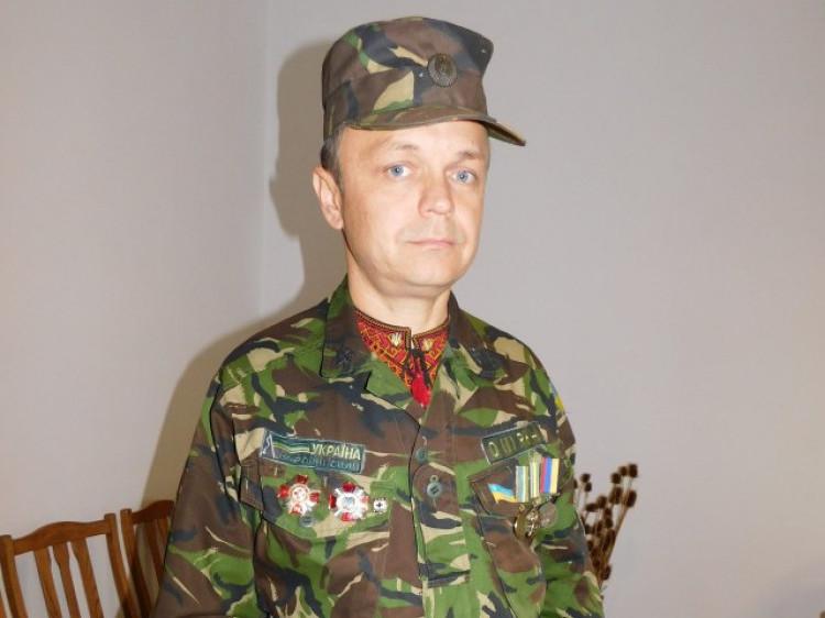 Микола Свистак