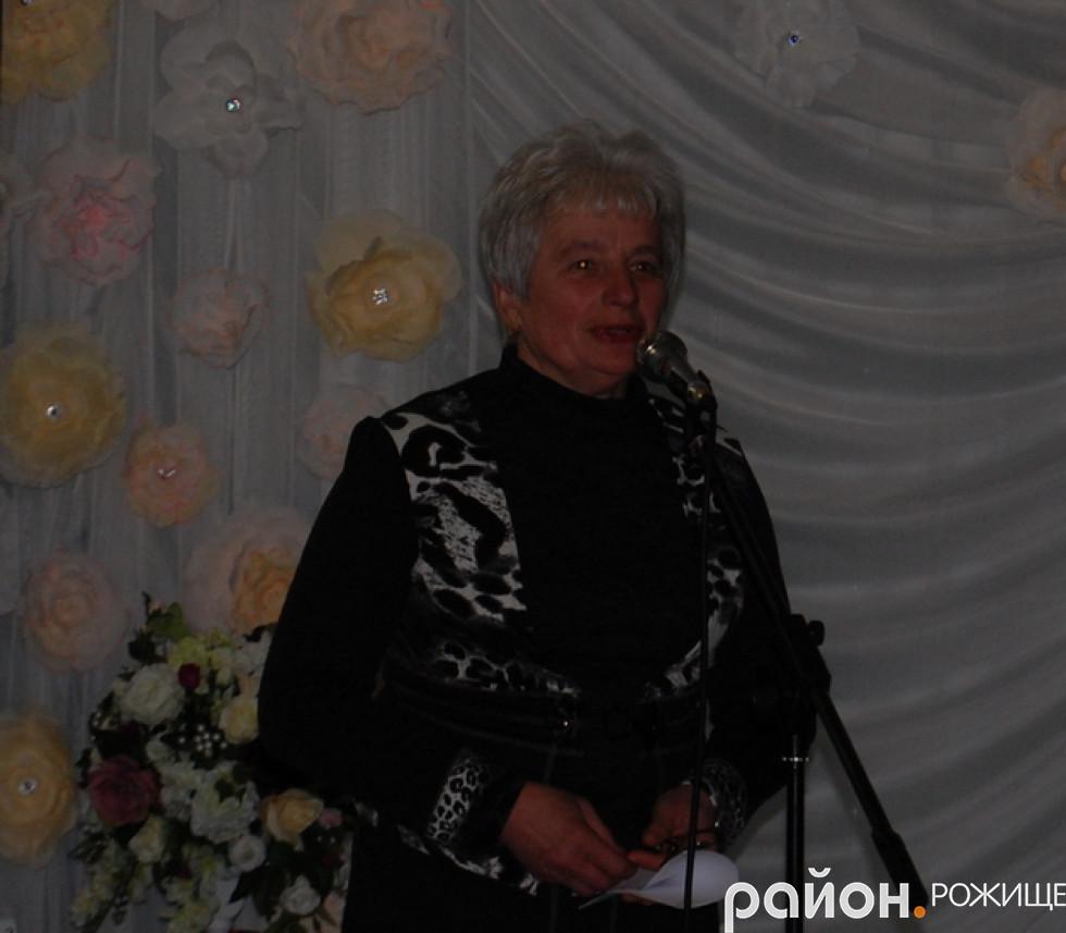 Першокласниця 1967 року Тетяна Музичук
