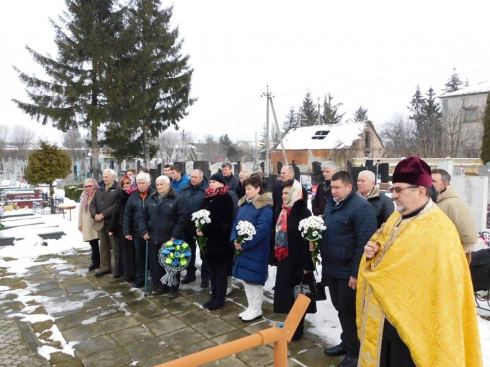 Фото зі сторінки Волинської єпархії Київського Патріархату