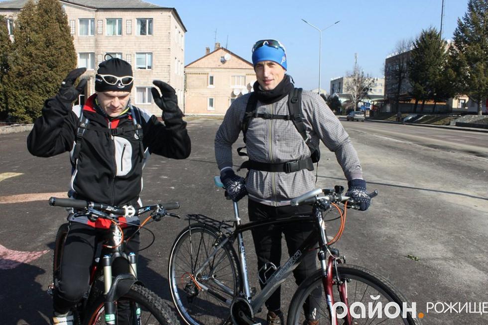 Петро Матвійчук та Юрій Биков