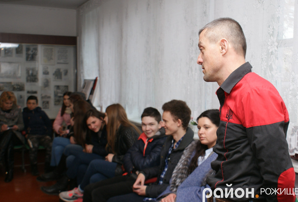 Микола Дацюк з Мильська
