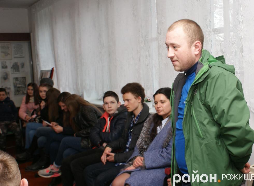 Микола Борода з Рожища