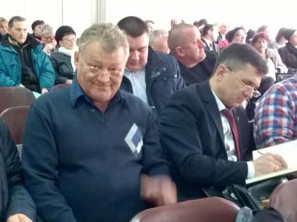 Депутат Рожищенської районної ради Юрій Богун