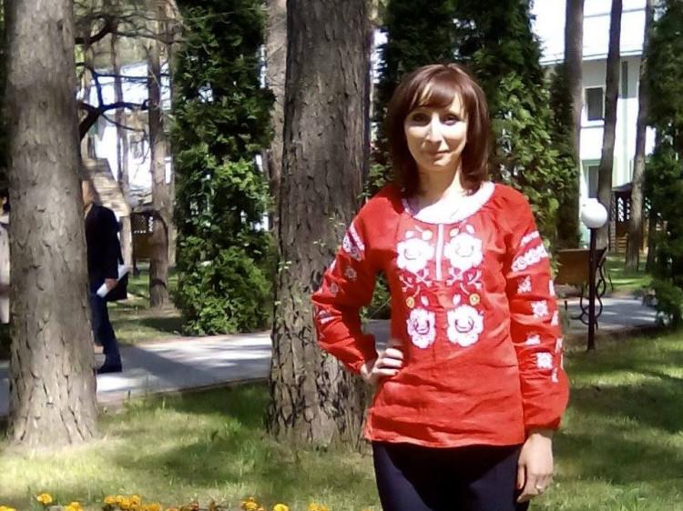 Наталія Стащук