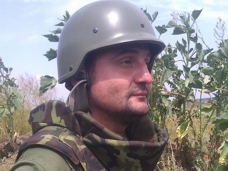 Андрій Метешко з Кобча