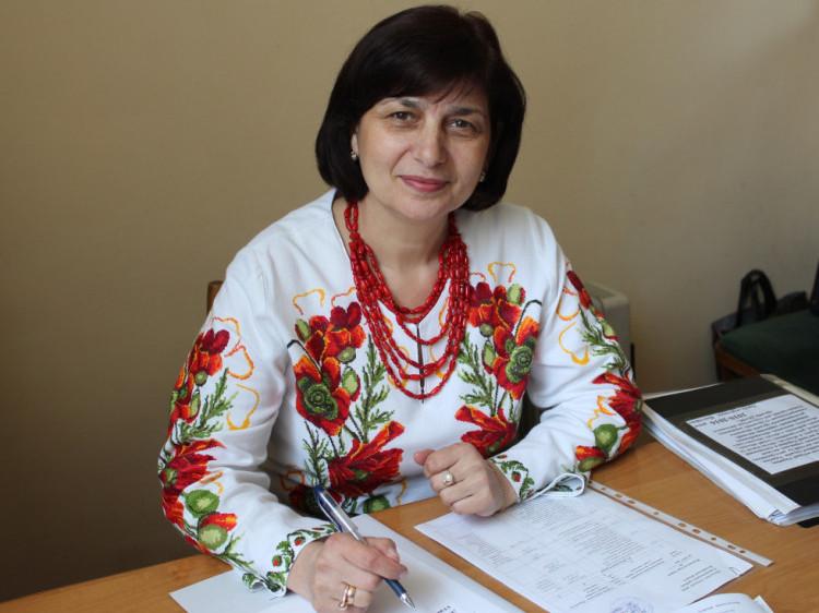 Валентина Лясковська