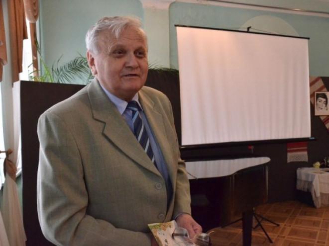 Заслужений журналіст України – Василь Федчук