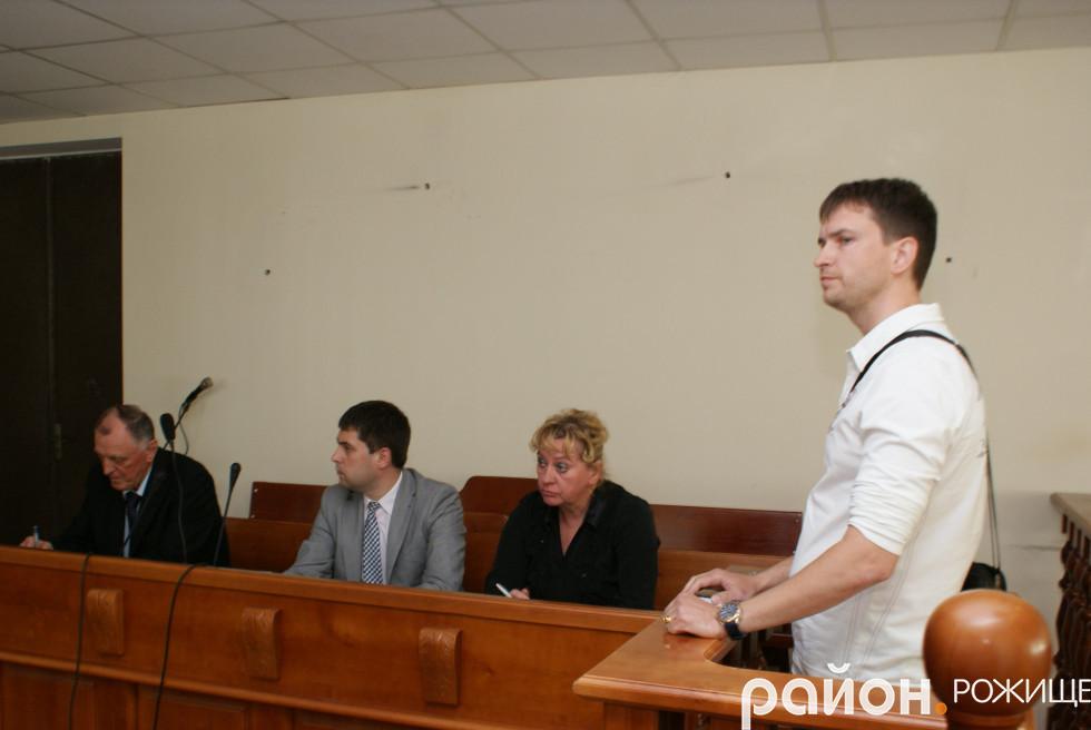 Свідок Юрій Макеєв