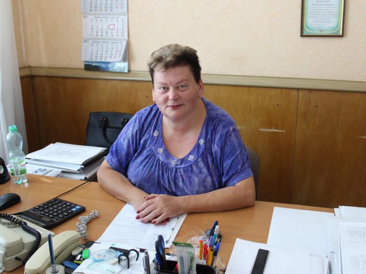 Попова Ірина Степанівна