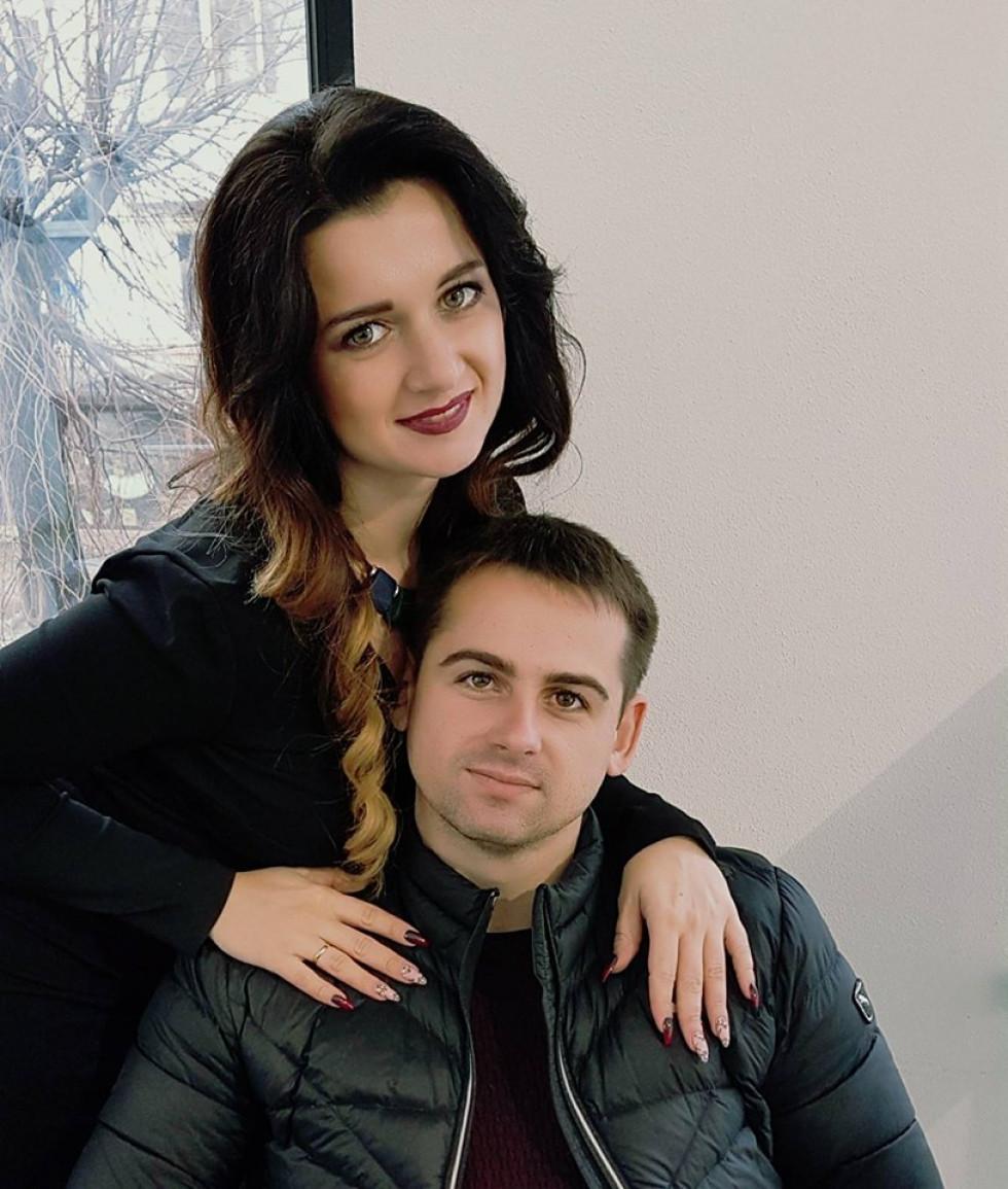 Юлія та ОлександрГерасимчуки