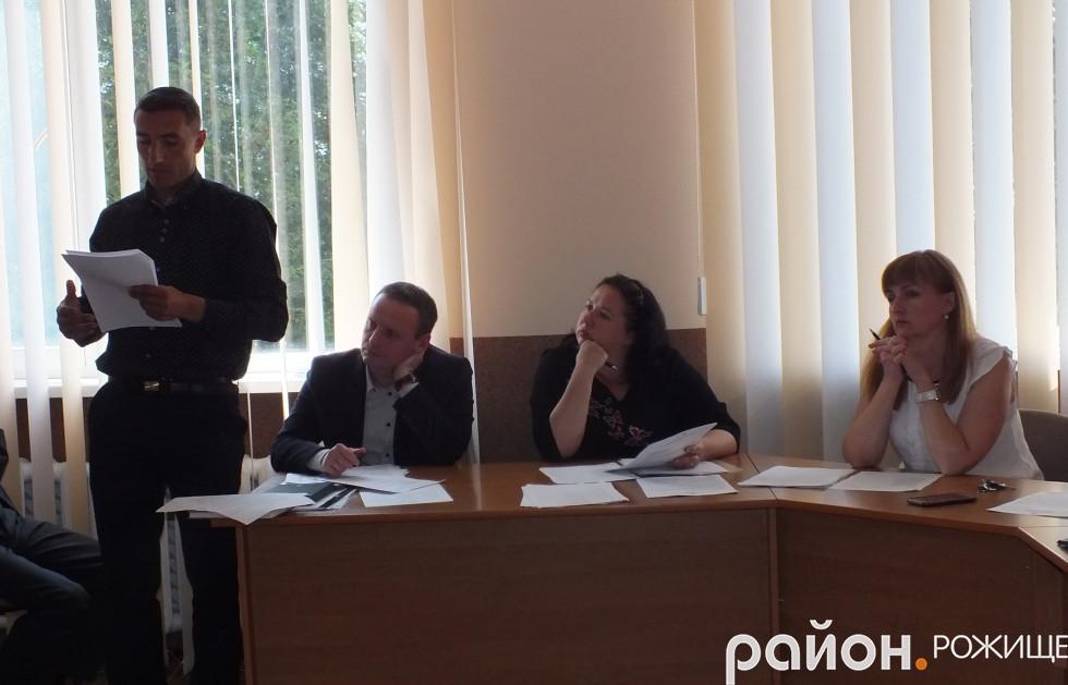 Олександр Крушевський, заступник міського голови