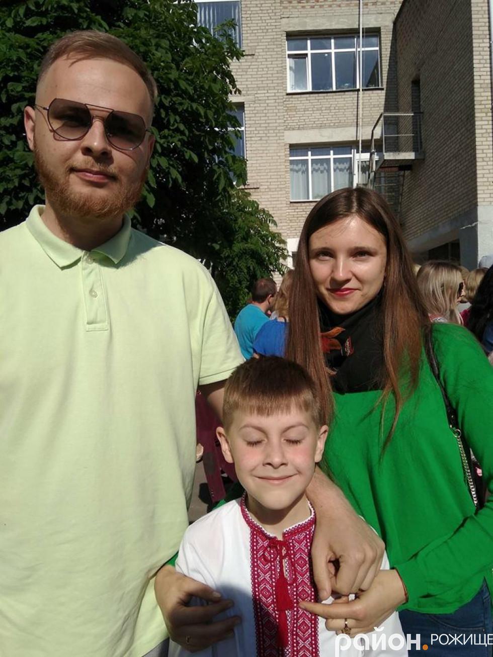 Рожищенський НВК №4