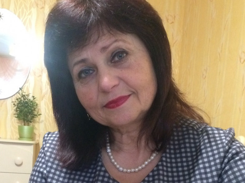 Валентина Степанюк