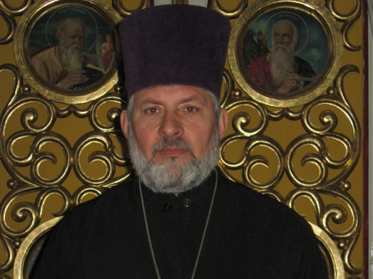 Благочинний Рожищенської округи протоієрей Петро Іваничко