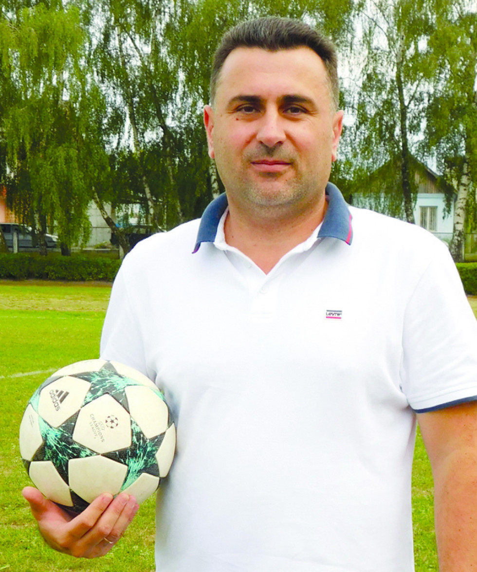 Депутат облради Сергій Котюк