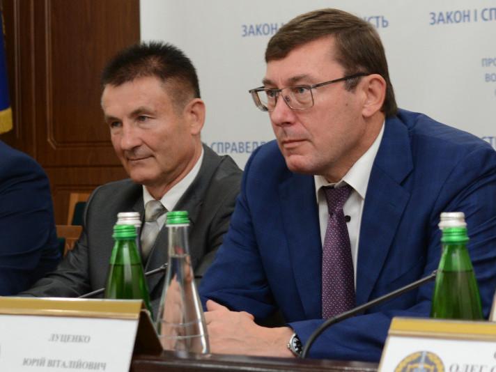 У Луцьку представили нового прокурора
