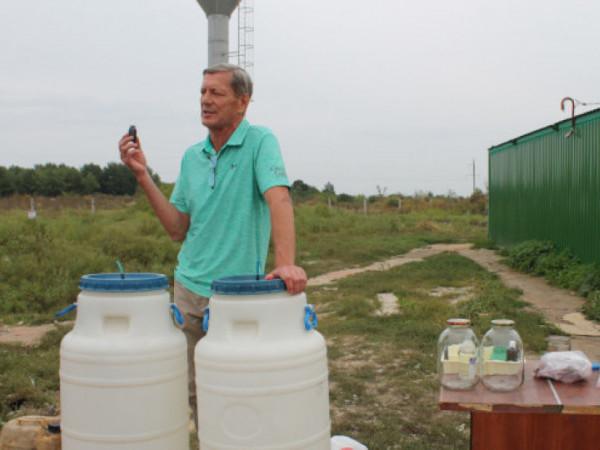 Володимир Головешко провів експеримент, який дозволяє зменшити кількість сміття та покращити екологію