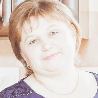 Лариса Вишневська