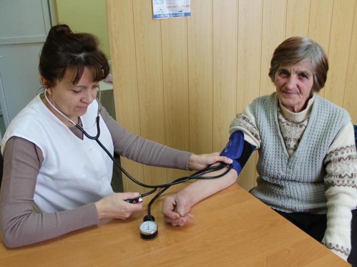 У Територіальному центрі надають медичні послугита консультації,