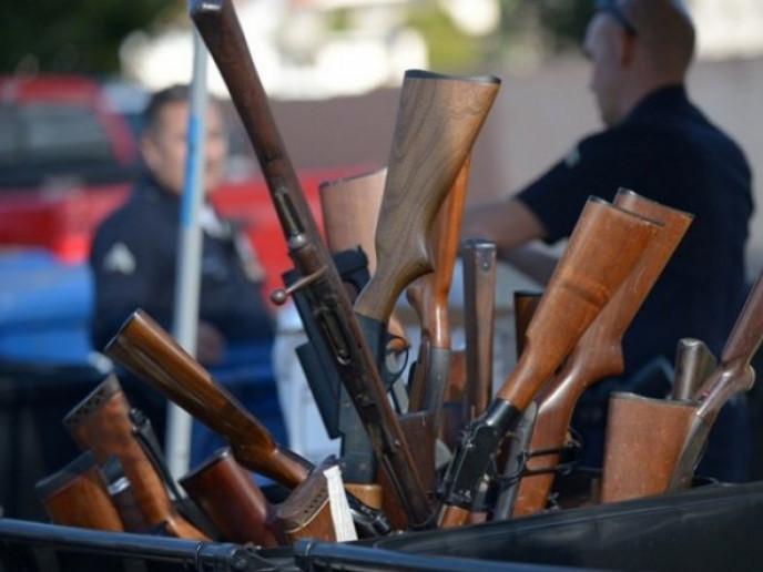 З 1 жовтня розпочинається місячник добровільної здачі зброї