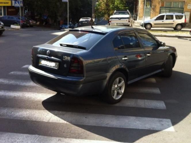 З 27 вересня в Україні стартувала реформа парковки.