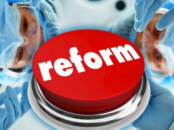 Мешканці Вишеньок Рожищенського району вимагають від Уряду перегляду медичної реформи.
