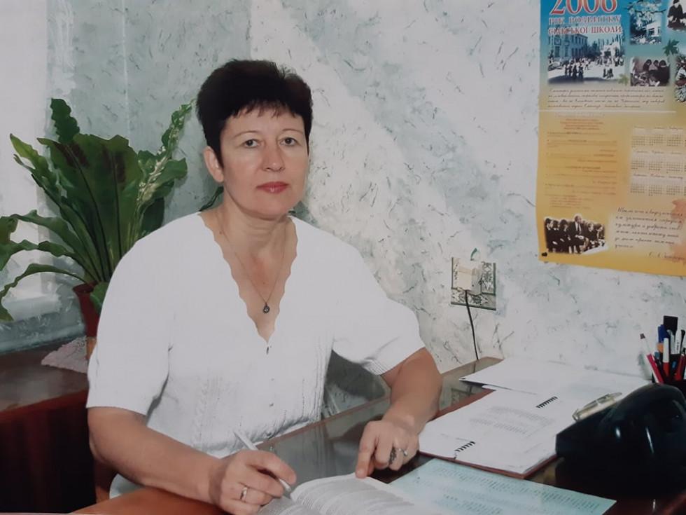 Ольга Пироганич