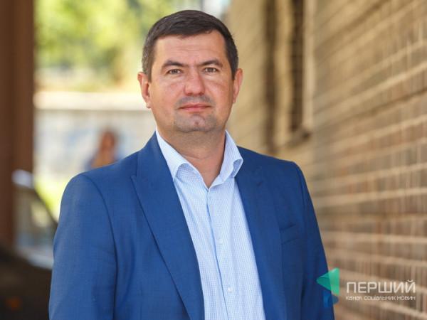 Перший заступник Луцького міського голови, рожищанинГригорій Недопад