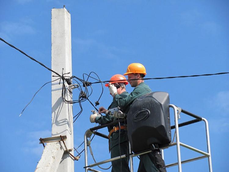 ПАТ «Волиньобленерго» попереджає про планові вимкнення електроенергії