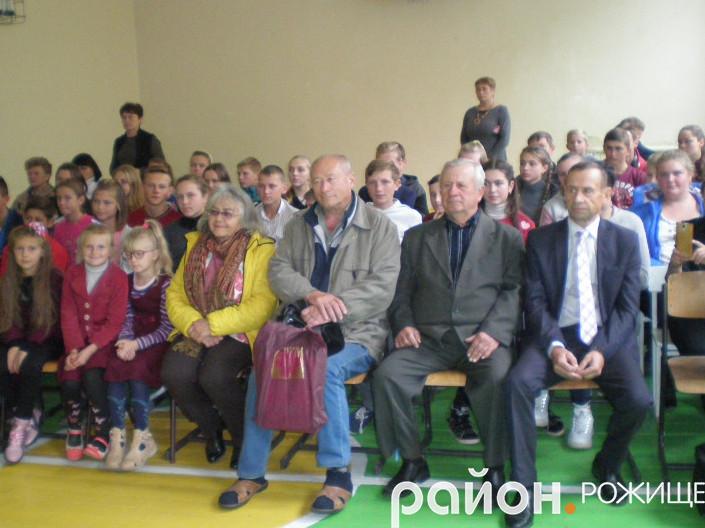 130 років тому в селі Доросині відкрилицерковно-приходську школу.