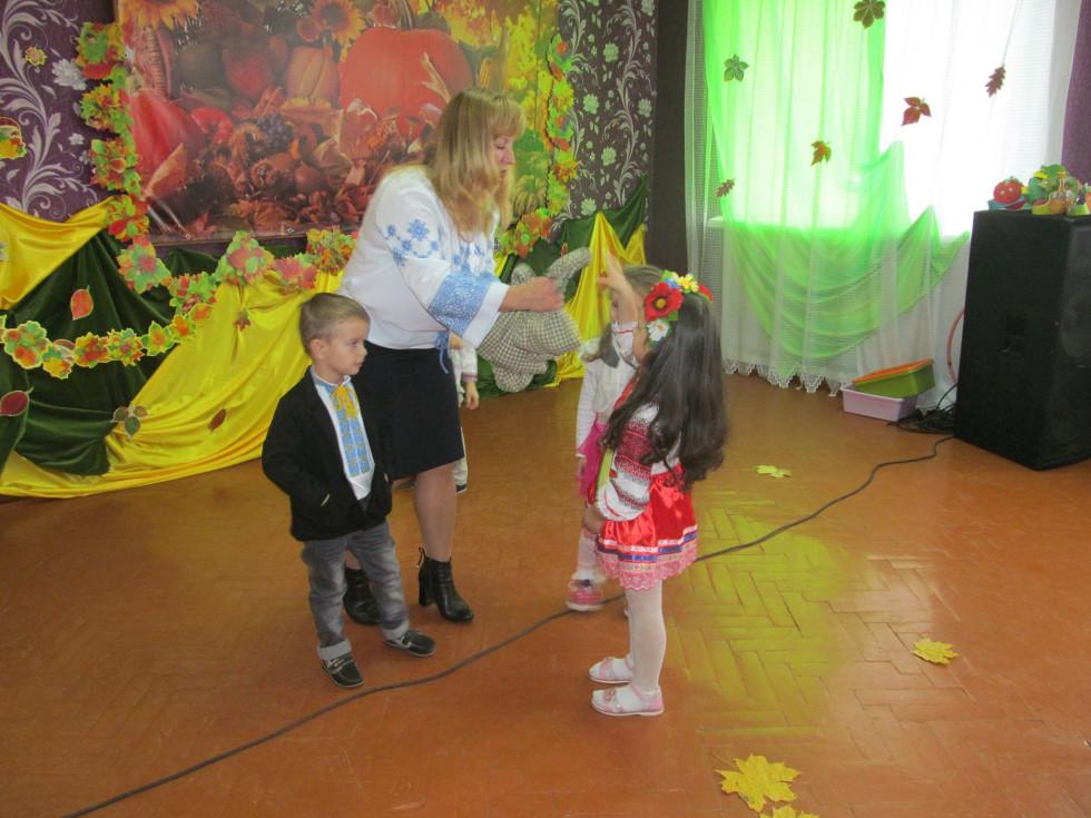 конкурси під час свята осені