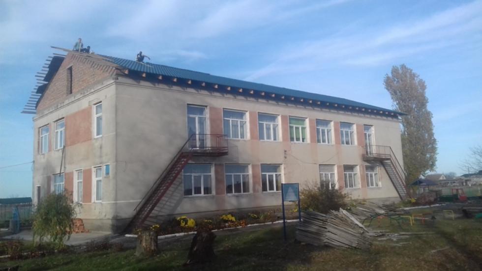 Завершується ремонт у Кременецькому садочку