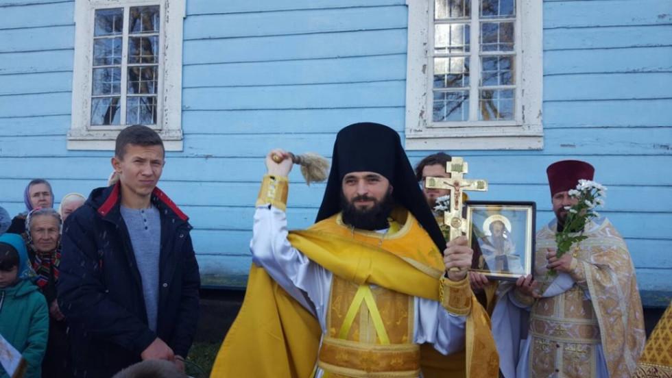 свято в Доросинях