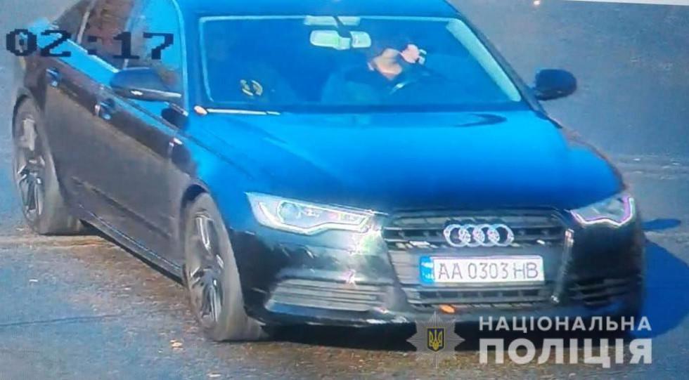 Поліція розшукує людей, котрі стріляли у Луцьку