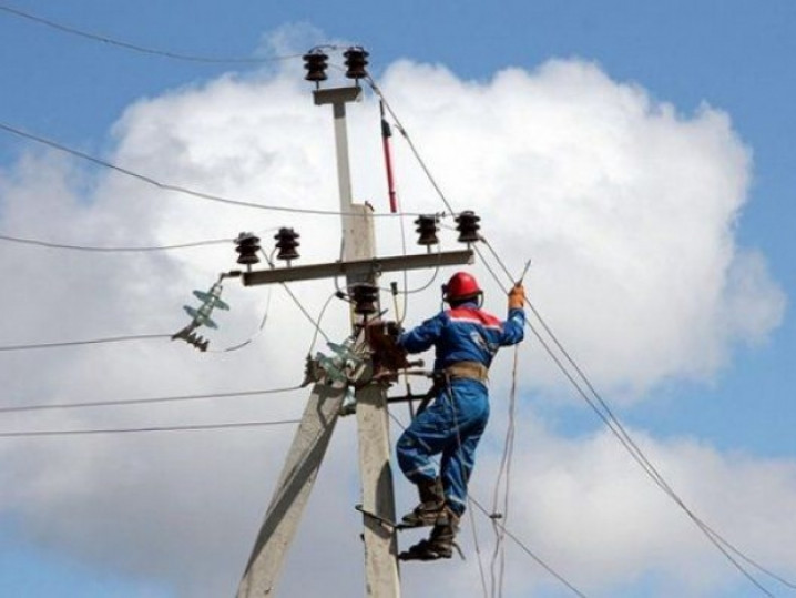Відключення електроенергії у Рожищі та районі