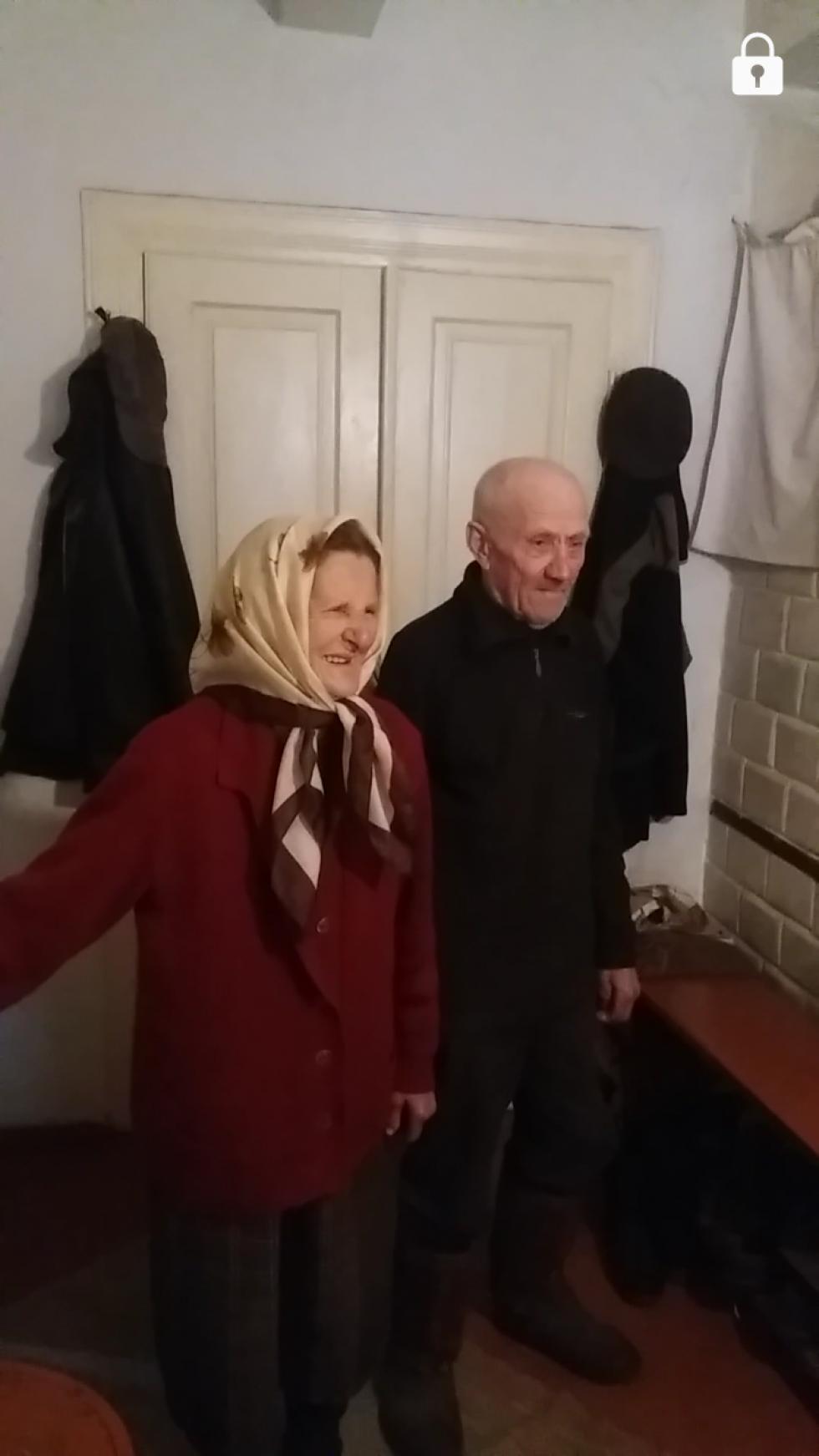 Подружжя разом уже 60 років