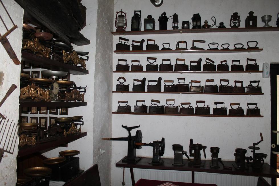 Переспа, музей