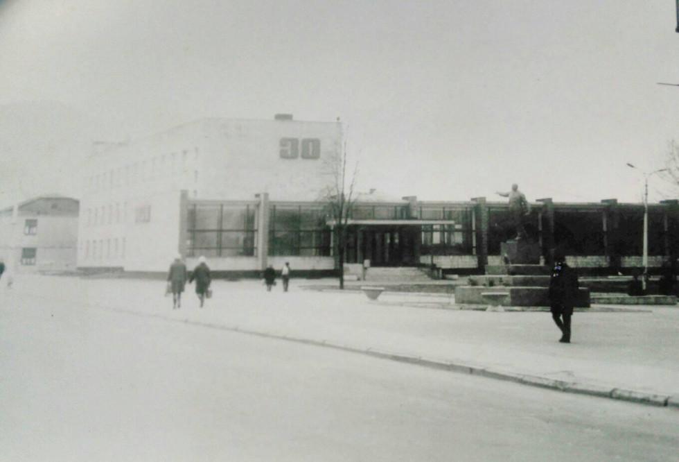 Рожище, 1975 рік