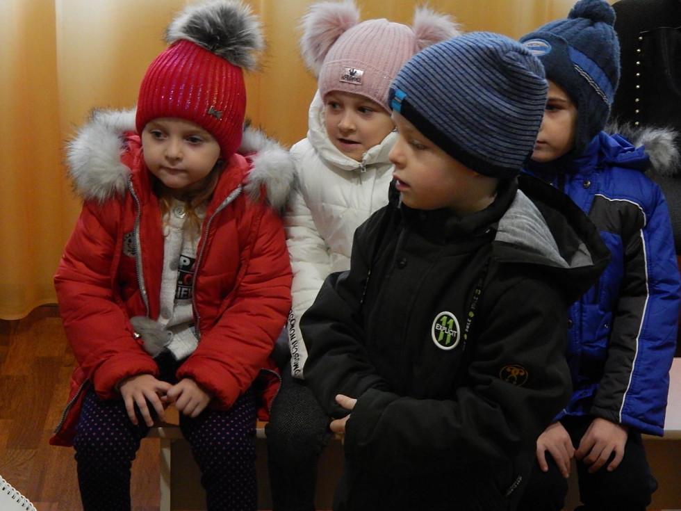 Діти завітали до Рожищенської бібліотеки
