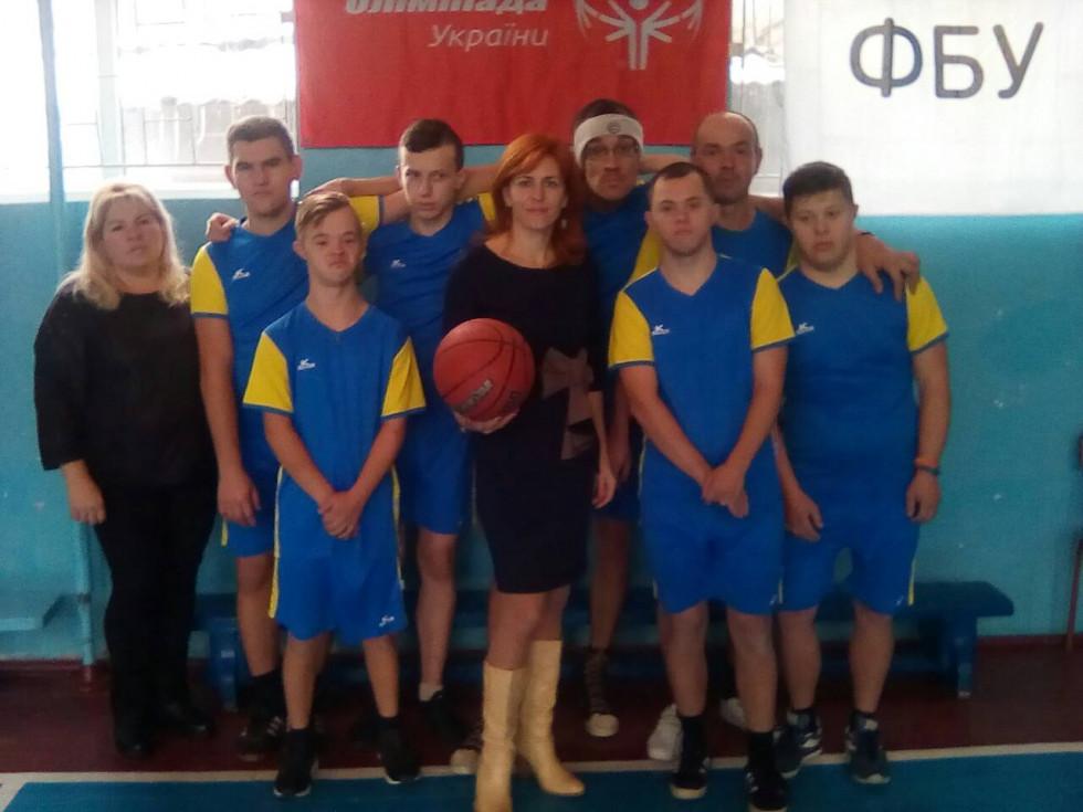 Волиняни взяли участь у баскетбольному турнірі