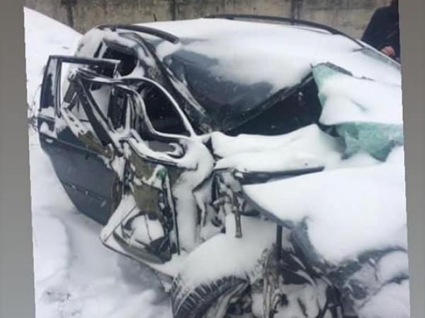 Поблизу Голоб трапилася аварія: потерпілий пасажир знаходиться у комі