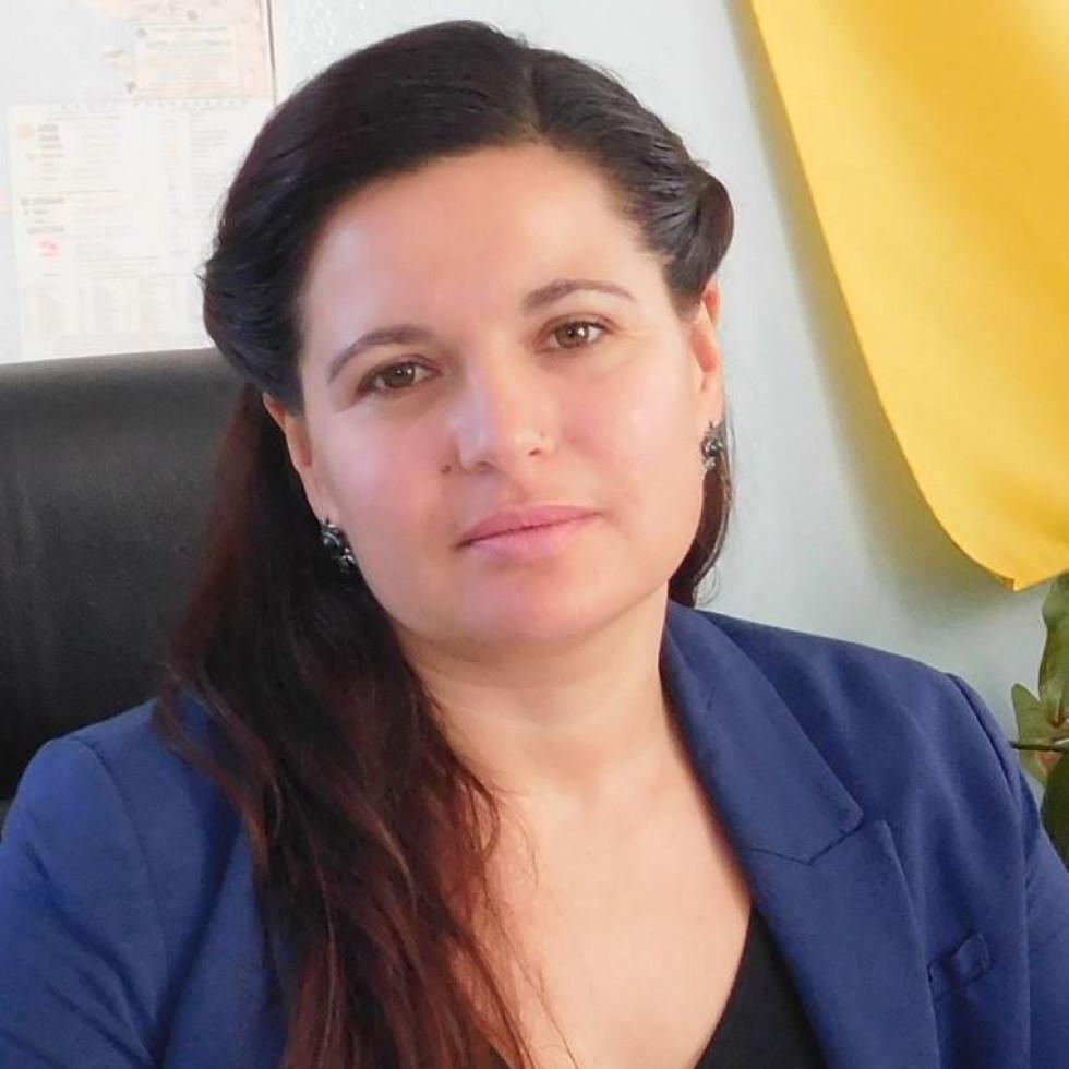 Інна Гайворонська