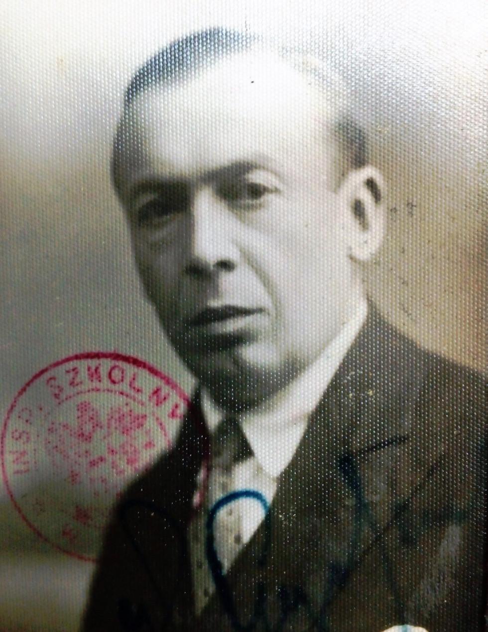Генрик Гоголевський. Директор школи 1920-1923 роки