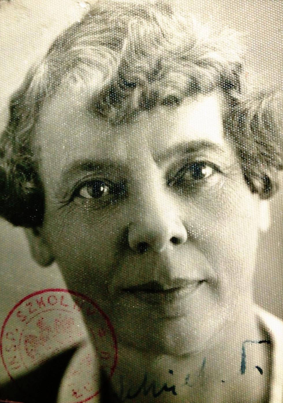 Ядвіга Михайловська. Вчителька школи 1929-1945 роки
