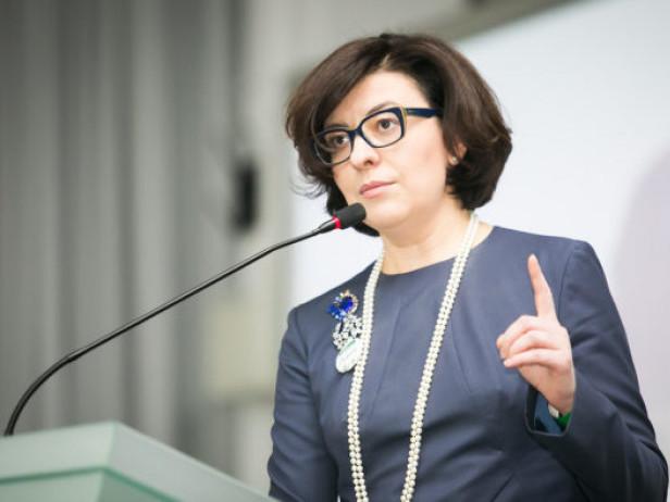 Народна депутатка Оксана Сироїд