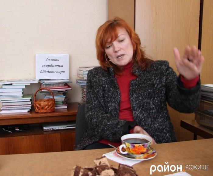 Світлана Матвійчук розповідає, як збирали гроші на ігрову кімнату