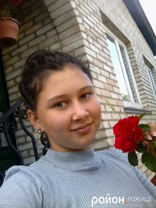 Вікторія Вальчук. Джерело: вКонтакті
