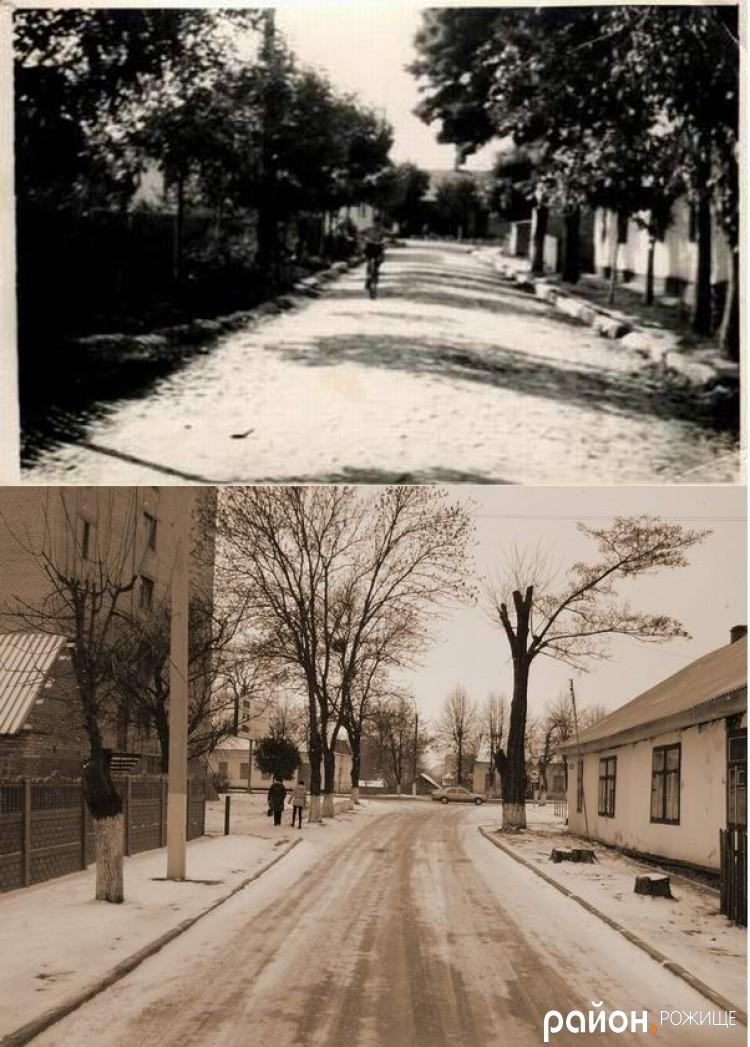Вулиця Ліпкана: колись і сьогодні